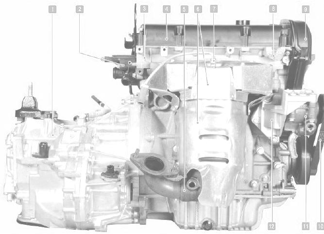двигателей Форд Фьюжен,